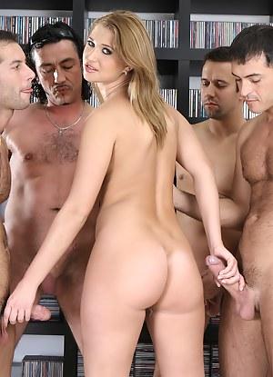 Nude Big Ass Gangbang Porn Pictures