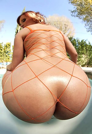 Nude Big Ass Fishnet Porn Pictures