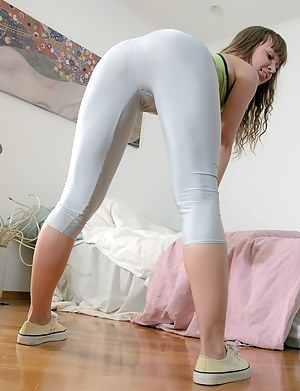 Nude Big Ass Spandex Porn Pictures