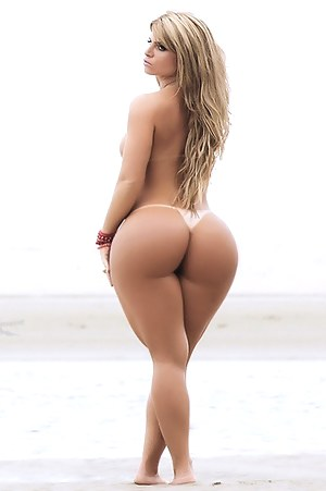 Nude Big Ass Beach Porn Pictures